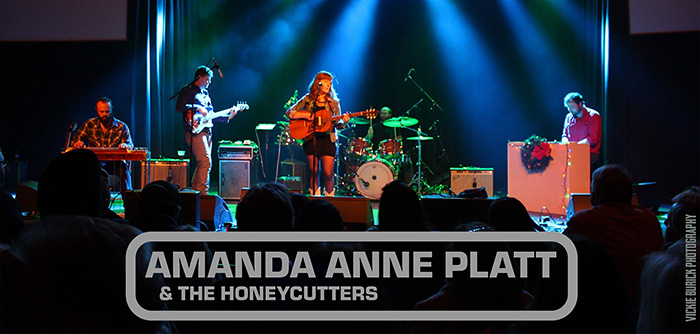 World Records - Amanda Anne Platt and the Honeycutters