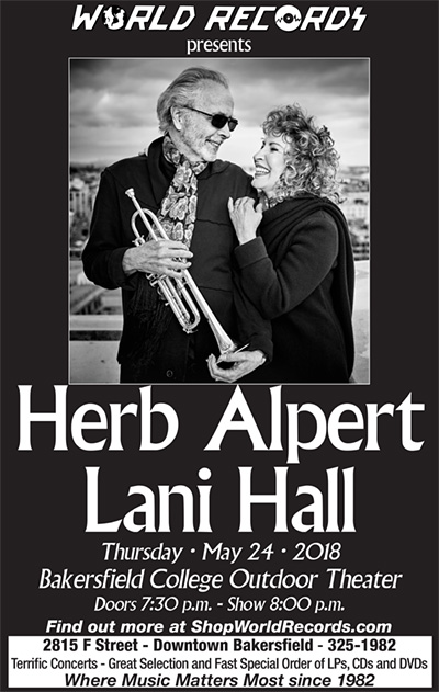 World records - Herb Alpert & Lani Hall