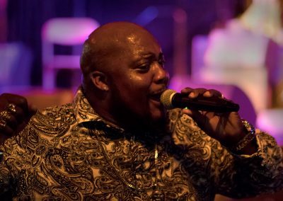 Sugaray Rayford – World Records