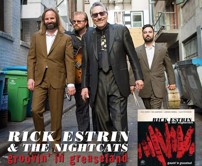 World Records - Rick Estrin