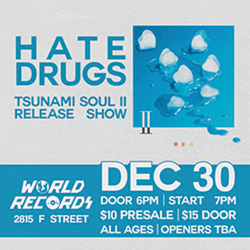 CD Release Show - December 30th