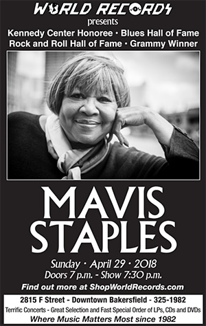 World Records - Mavis Staples