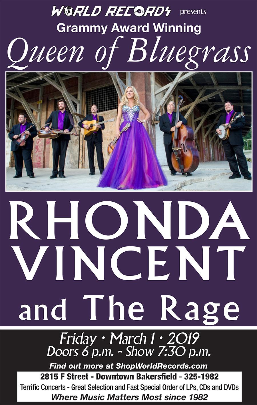 World Records - Rhonda Vincent
