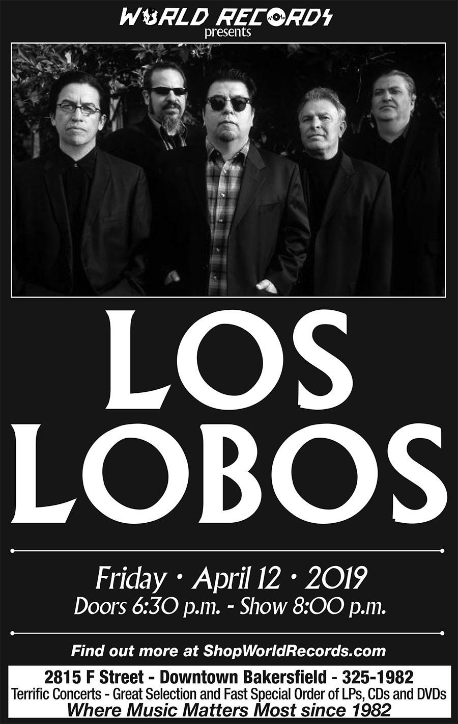 World Records - Los Lobos