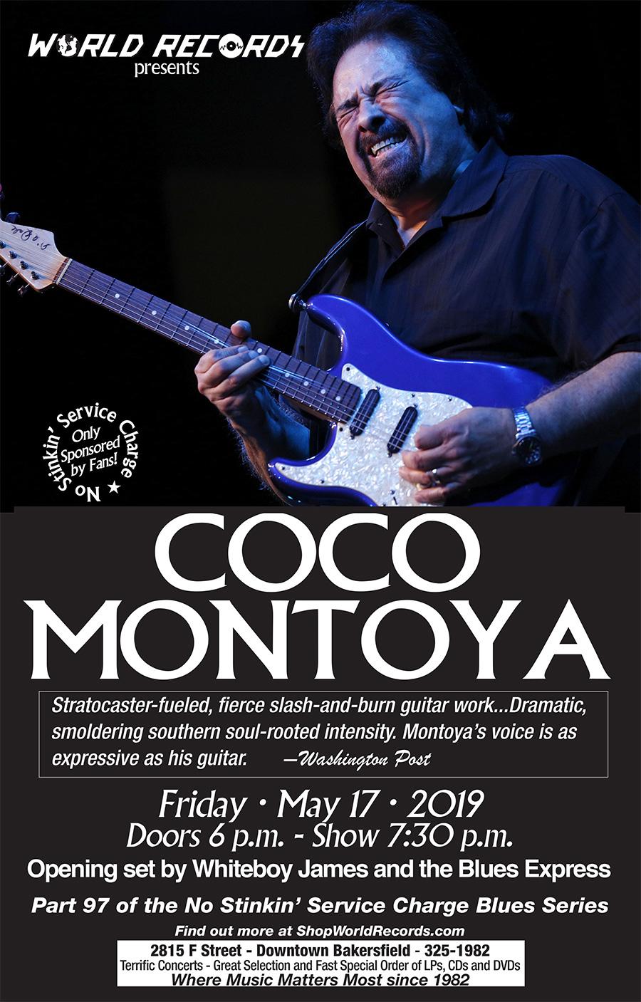 World Records - Coco Montoya